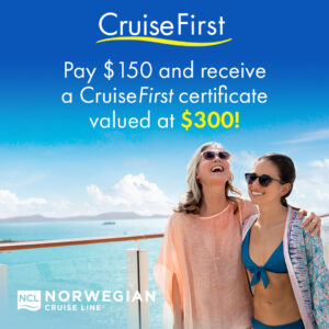 CruiseFirst Offer