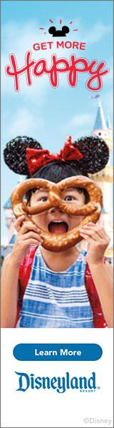 Disneyland Happy